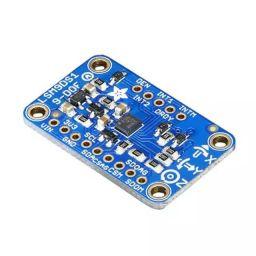 9-DOF accelerometer, Magneto meter en Gyroscope.