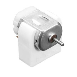 Plastic montage ring voor DC motor van 20mm diameter