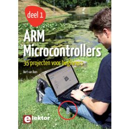 ARM Microcontrollers 1 -  35 projecten voor beginners ***