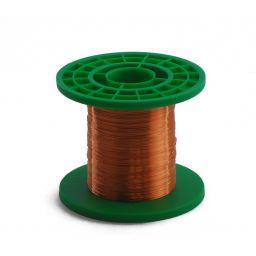 Wikkeldraad 0,1mm  715m weerstand/bobijn  1,55Kohm