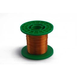 Wikkeldraad 0,5mm 43m weerstand/bobijn  3,7ohm