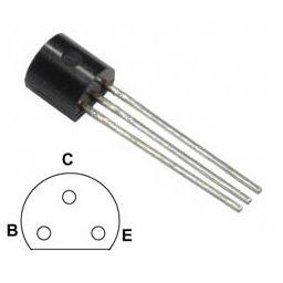 BC169 LF transistor NPN 30V 0.1A     TO-92
