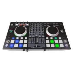 DJ-KONTROL 4 Professional 4 channel MIDI controller for DJs
