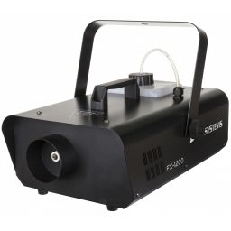FX-1200 rookmachine