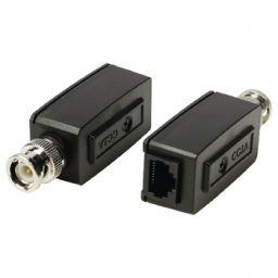 CCTV Signaal Omvormer - RJ45 to BNC