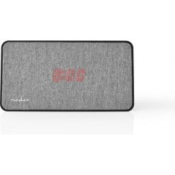 Bluetooth speaker met wekker - 15W *