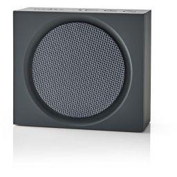 Luidspreker met Bluetooth® - 9W - grijs***
