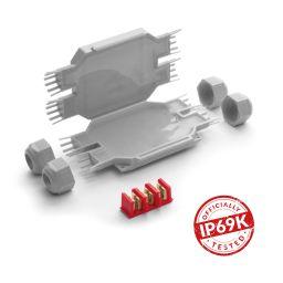 Gelbox BOB4 voor 4mm² 105x80x25mm - IPX8
