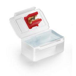 Waterdichte aansluitbox met geïntegreerde 1-polige connector - 50 x 29 x 22 mm - 1 stuk