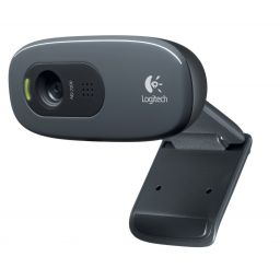 C270 webcam HD 720p LOGITECH