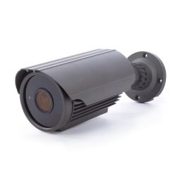 Multiprotocol-camera - HD-TVI / CVI / AHD / ANALOOG - gebruik buitenshuis - cilindrisch - varifocale lens zoom - 1080p