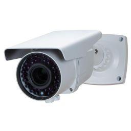 HD cctv-camera - HD-TVI - Gebruik buitenshuis - Cilindrisch - IR - Varifocale lens - 1080p
