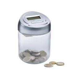 Digitale spaarpot - Telt het bedrag - = CDET1
