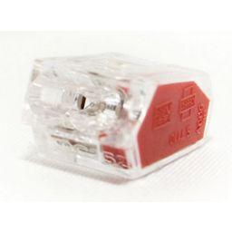 Conex stekker 2-polig voor 0,75-2,5mm² 24A - 450V