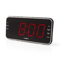"""Alarm Klok Radio met 1,8"""" display"""