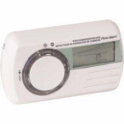 CO detector met LCD-scherm - First Alert