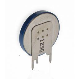 Varta Lithium Cell radiale soldeeraansluitingen 3V 230mAh - 20,0 x 3,2mm