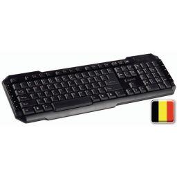 Multimedia toetsenbord - Met USB-aansluiting