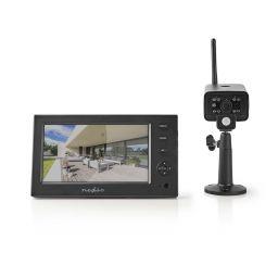 Digitale draadloze observatie set 2,4GHz 1 camera en draadloos display