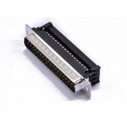 SUB-D connector - 37-polig - Mannelijk - Flatcable - HQ