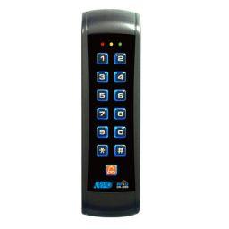 Weerbestendig veiligheids-toetsenbord met kaartlezer DK2890