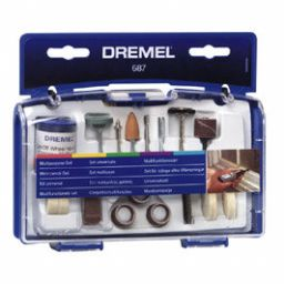 DREMEL-687  Multifunctionele set.
