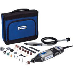 Dremelset 4000-1/45 met 1 hulpstuk en 45 accessoires