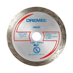 DREMEL-S540  Diamant doorslijpschijf S540   voor DSM20