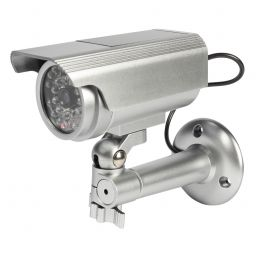 Dummy camera IP44 met LED