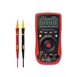 Digitale multimeter *** - cat. III 600 V / cat. IV 300V - 2000 counts - Auto select