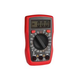Digitale multimeter CAT. II 500 V / CAT III 300 V -10A