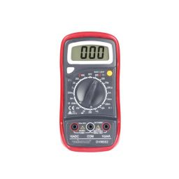 Digitale multimeter CAT. III 600 V - XM051