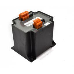 Scheidingstransfo 400VA 230-400 naar 2x110V