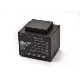 Printtransformator 25VA 4x(0-9)V