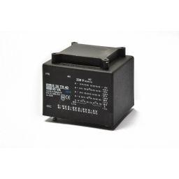 Printtransformator 40VA 4x(0-9)V