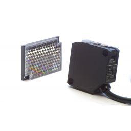 Foto-electrische sensor - stralingsdetectie E3JKRR112MOM