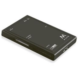 Externe USB 3.0 SD, micro SD kaartlezer, zwart