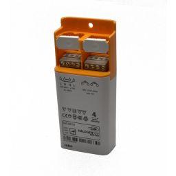 Electronische transformator 20-70W 60IZ voor halogeenverlichting