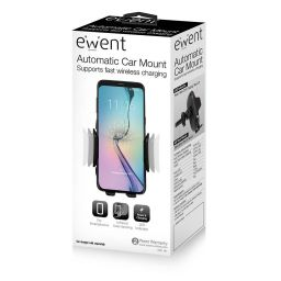 Smartphonehouder - Met draadloze laadfunctie - 4GTR5