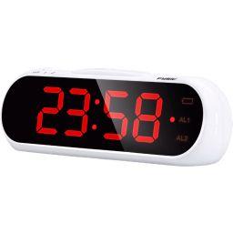 Wekker met groot display FYSIC