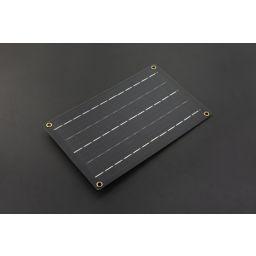 Zonnepaneel 275x16x0.2mm 5V - 1A max - USB