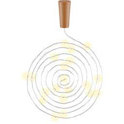 LED fles decoratie