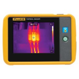 De nieuwe Fluke PTi120 pocket Thermal Imager