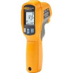 De nieuwe FLUKE 64 MAX infraroodthermometer.