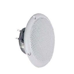 """Plafondluidspreker Visaton 10cm (4"""") 20/30W 4 Ohm waterbestendig - wit"""