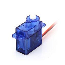Analog micro servo 1.3kg/cm 120° rotation.