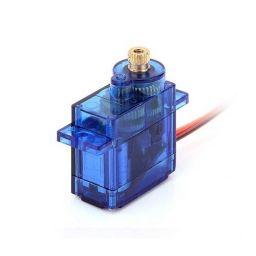 Analog micro servo 1.8kg/cm 120° rotation.