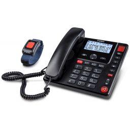 Senioren telefoon met alarmzender FX-3950