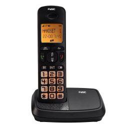 DECT-telefoon met grote toetsen - 1 handset