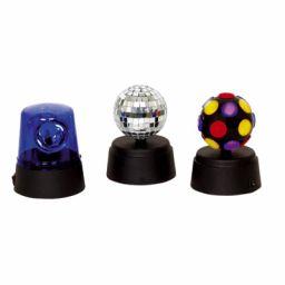 Funki Party Set met Mini Disco Lights